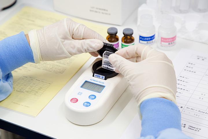 化学物質ヒスタミン検査